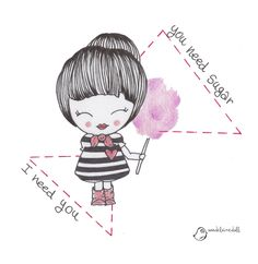 Doll, falshtattoo, illustration by madeleinedoll