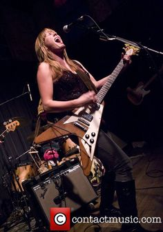 grace potter and the nocturnals | Grace Potter and the Nocturnals performing live in concert at Stubbs ...