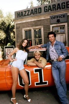 Go to cootersplace.com and sign the petition to keep the dukes of hazzard