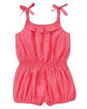 Love this little romper for Busy... I love Janie & Jack... Their prices are too damn high though...
