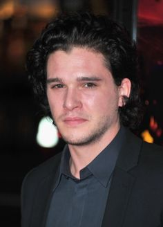 Kit Harington (Jon Snow) - Game of Thrones