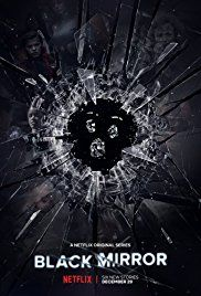 Black Mirror ) Created by Charlie Brooker. With Daniel Lapaine, Hannah John-Kamen, Michaela Coel, Beatrice Robertson-Jones. An anthology series exploring a twisted, high-tech world where humanity's greatest innovations and darkest instincts collide. Black Mirror Poster, Black Mirror Show, Film Serie, Series Movies, New Movies, Tv Series, Prime Movies, Movies Box, Poster