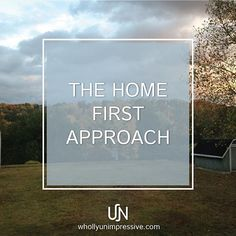 Home is where we learn where we fit in the world. It's where we experience our culture and gain our worldview. We gather our self-worth, our love for others, our view of family. ⠀ .⠀ It is a place where we understand who we really are. ⠀ .⠀ So doesn't it make sense to cultivate healthy habits within our home first? ⠀ .⠀ .⠀ .⠀ .⠀ #liturgy #friendship #togetherness #communityovercompetition #communitylove #communitymatters #habits #healthyhabits #disciplined #worktogether #feelfreefeed…