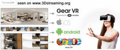 STEREOSCOPY :: Create your own #VR APP exprerience with @InstVR (