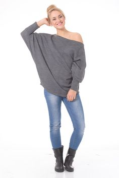 Oversize sweaterPlus size clothing Plus size sweater Plus by onor