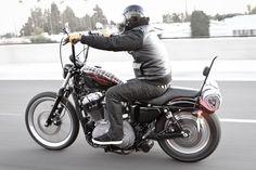 Very Very Near Harley Iron 883