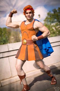 Hercules, Leobane Cosplay, photo by Shas Hien Photo