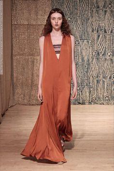 Tia Cibani (Spring-Summer 2015) R-T-W collection at New York Fashion Week  #TiaCibani