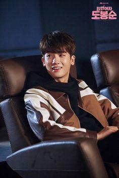 Park Hyung Sik Akan Menjadi Raja Drama Romance-Com Park Hyung Sik Hwarang, Park Hyung Shik, Yongin, Strong Girls, Strong Women, Asian Actors, Korean Actors, Park Hyungsik Strong Woman, Ahn Min Hyuk
