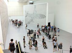 Flying,documenta kassel 2012