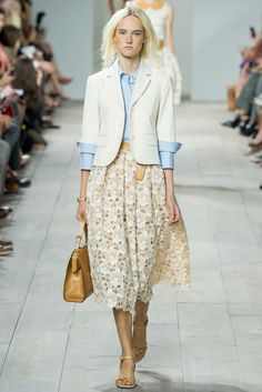 Michael Kors Collection Spring 2015 Ready-to-Wear Collection Photos - Vogue