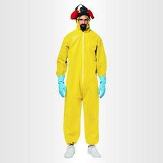 Hazmat Suit Costume http://www.breakingbadstore.com/hazmat-suit-costume/details/28793774?cid=social-pinterest-m2social-product_country=NL=share_campaign=m2social_content=product_medium=social_source=pinterest