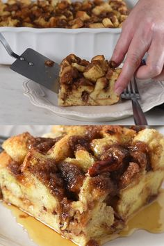 How To Make An Easy French Toast Casserole A Make ; wie man einen einfachen french toast casserole a make macht How To Make An Easy French Toast Casserole A Make ; Make Ahead brunch recipes; brunch recipes C Breakfast Casserole Easy, Sweet Breakfast, Breakfast Dishes, Breakfast Ideas, Make Ahead Breakfast Casseroles, Grill Breakfast, Christmas Breakfast Casserole, Brunch Casserole, Mexican Breakfast