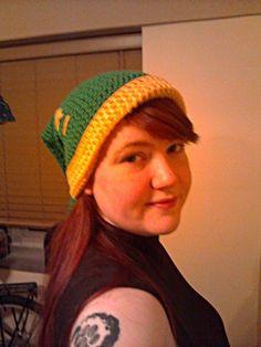Legend of Zelda - Link Hat (Crochet Pattern)