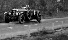 Bentley Speed Six  The supercharged 'Blower' Bentleys are more famous, but it was the Speed Six that actually did the business. Woolf Barnato and Tim Birkin won by 70 miles in 1929, and Barnato/Glen Kidston led a one-two a year later. The Speed Six deserves more credit