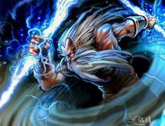 Zeus, God of Gods