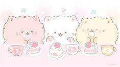 Kawaii Background, Collage Background, Cartoon Background, Wallpaper Kawaii, Wallpaper Iphone Cute, Kawaii Cute, Kawaii Anime, Banners, Cute Headers