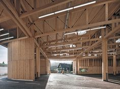 Recycling Centre in Feldkirch | DETAIL inspiration
