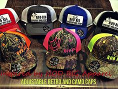 """Caps caps and more caps ! Check out the adjustable caps this season ➡ nodbig.com #itsaspecialgoingon #visit #like #caps #firedupfriday #apparel #ranchlife…"""