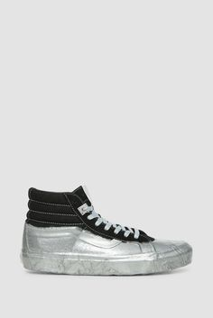 8c7910b7011 ALYX x Vans Collab Rubber Dipped sneakers shoes black white red silver  green buy fall winter