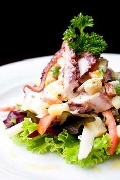 Saladas fáceis e leves para o verão - COMIDA
