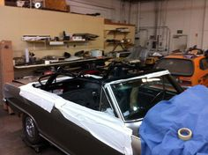 Convertible metal installed 1963 nova SS was a classic year.