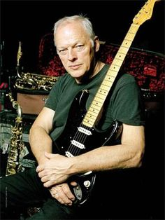 David Gilmour-I love every note he sings & plays