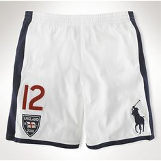 Ralph Lauren Refined Polo ENGLAND Breathable White Beach Shorts http   www. ralph 34824b90eee