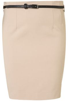 Topshop Bow belted skirt £30