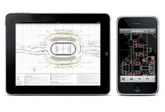 AUTOCAD APP FOR IPHONE AND IPAD Already available for free download in the AppStore is one of the most widely anticipated apps of the year, AutoCAD. While we do not have the desktop version for Mac, Autodesk offers the mobile version for iPhone and iPad, AutoCad WS. The software lets you view, edit, and share DWG drawings and gives you the freedom to work any.