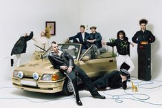 #Jungle - 'Busy Earnin'  #best #dancers #golden #car #choreographies