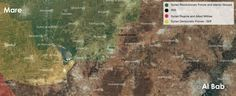 #Opposition Forces With #Turkish support Capture #Ebla #Duwayr_Hawa in Northern #Aleppo From #ISIS