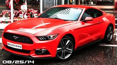 2015 Ford Mustang MPG, New Corvette Z06 Priced, Honda CR-Z Supercharged ...