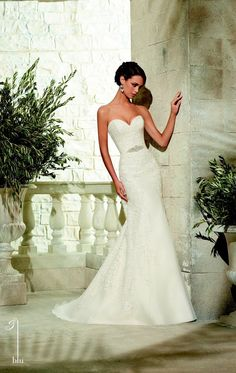 Bridal gown from Mori Lee by Madeline Gardner style 5307 at B.loved Boutique. Call today to schedule your appointment 812-271-1200. #weddinggown #blovedwedding www.blovedfashions.com