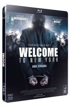 Welcome to New York  Blu-ray  Gérard Depardieu  BLU-RAY - NEUF