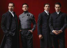 Los hombres de Prada