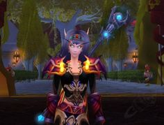 My favorite trans set for my warlock i use the felheart set with grand magisters staff of torrents item world of warcraft ccuart Images