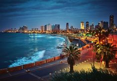Find Night View Tel Aviv Israel Vintage stock images in HD and millions of other royalty-free stock photos, illustrations and vectors in the Shutterstock collection. Best Places To Travel, Places To Visit, Architecture Bauhaus, Architecture Design, Adventure Time, Tel Aviv Israel, Israel Travel, Cheap Hotels, City Break