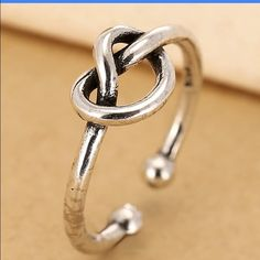 COMING SOON Knot ring Jewelry Rings