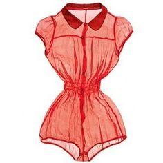 Lingerie sexy : une combi-short Fifi Chachnil - Soutiens-gorge, culottes, shorty, string : de la lingerie fine pour la Saint Valentin - Toute la lingerie - Cosmopolitan