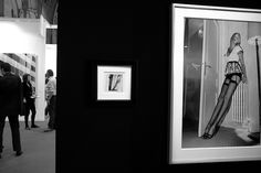Helmut Newton at Paris Photo 2011