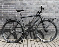D*FACE X 14 BIKE CO. X ESB – UTILITY BICYCLE