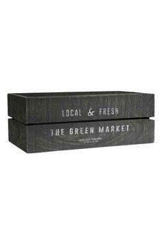 Large grey market box