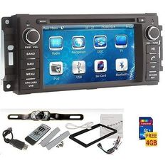 "6.2"" Car GPS DVD Player Navigation HOT Jeep Wrangler Unlimited 2007-2010+Camera in eBay Motors, Parts & Accessories, Car & Truck Parts 