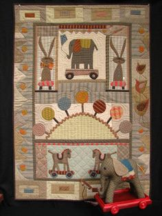 Lollipop Hill Quilt Pattern #RR152