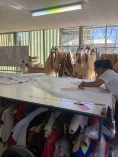 Bringing gowns to life at Euphorie Studios #weddingdresses #fashion #craftsmanship #dressmaker