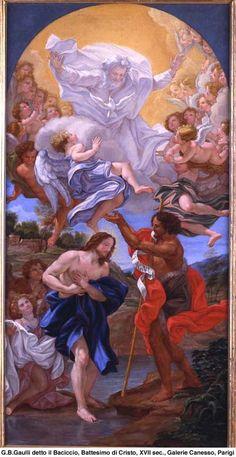 Battesimo di Gesù 7-13 Gennaio