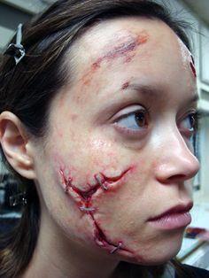 fx makeup scars - Buscar con Google