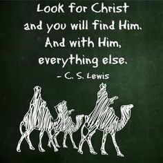10 amazing Christmas quotes from C. S. Lewis |