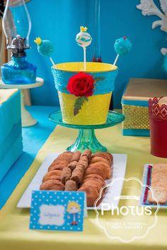 Little Prince Birthday Party via Kara's Party Ideas KarasPartyIdeas.com (4)